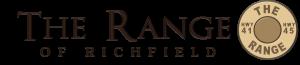 The Range logo for White v2