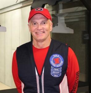 Instructor Jeff Pharris