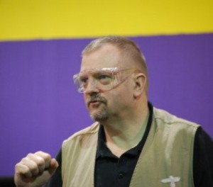 Instructor - Jeff Whistler