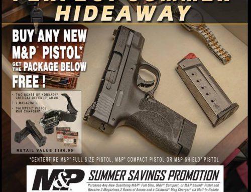 Smith & Wesson Rebate Program