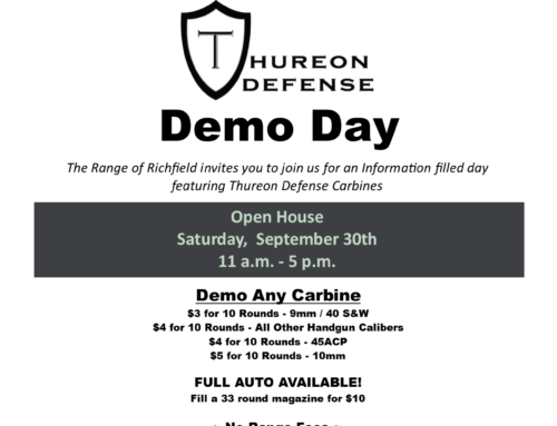 Thureon Defense Demo Day