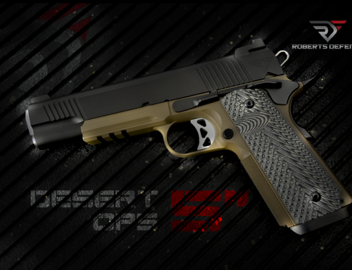Product Review – Roberts Defense Desert Ops 1911 .45