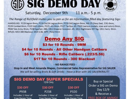 SIG DEMO DAY