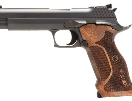 Sig P210 Target Review