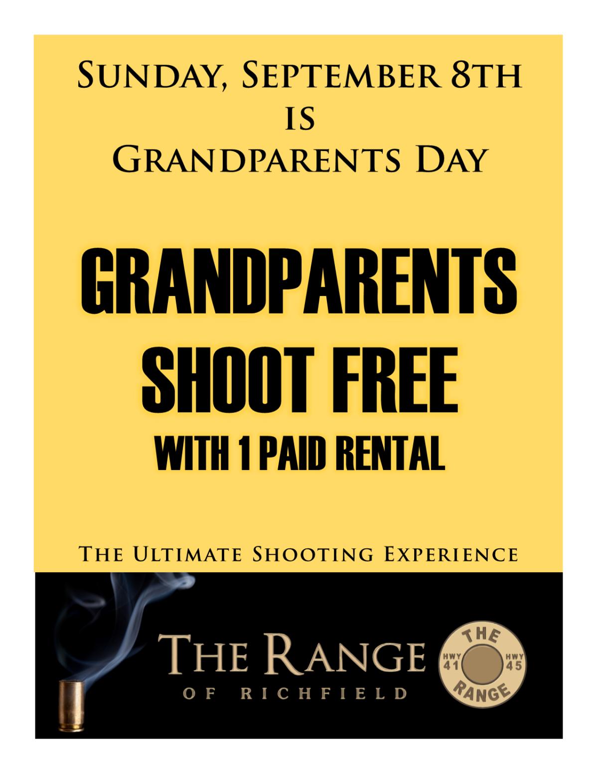 Grandparents Shoot Free 9 8 The Range Of Richfield